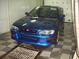 2000 subaru impreza wrx sti pictures 2 0l gasoline manual for sale