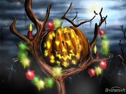 halloween screensavers wallpapers halloween 3d and