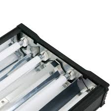 t5 aquarium light fixture amazon com aquatic life light t5 ho 8 l 6 lunar aquarium light
