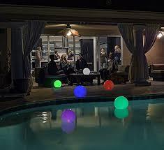 Floating Pool Light 4 Fun And Funky Floating Pool Lights Infinigeek