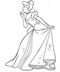 cinderella coloring 17 disney princess coloring book games