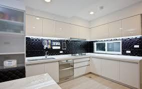 modern minimalist modern minimalist white kitchen cabinets interior design