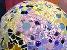 Bowling Ball Garden Art Mosaic Garden Ball Diy