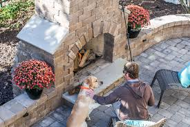 Where To Buy Outdoor Fireplace - outdoor living with outdoor kitchens fire pits pizza ovens