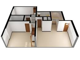 2 Bedroom Apartments In Champaign Il Orchard Downs Layouts University Housing At The University Of
