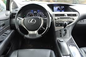 lexus rx 350 interior colors 2014 lexus rx350 review rnr automotive blog