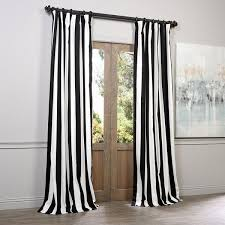 Black Grey And White Curtains Ideas Stunning Black White Curtains And Sheer Curtain Ideas For Living