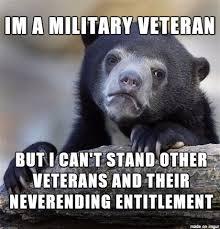 Veteran Meme - military veterans are just civilians too meme on imgur