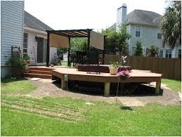backyards small backyard deck ideas small garden decking design