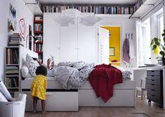 before u0026 after ikea brimnes bed wallpaper headboard wallpaper