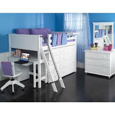 Full Size Bunk Beds With Desk Full Loft Beds - Full size bunk bed with desk
