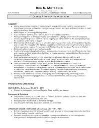 it program manager resume sample management cover letters cover letter sample cover letter for itil change coordinator resume it project manager resume best change control manager cover letter