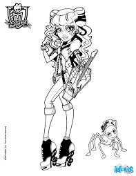 abbey bominable coloring pages 213 best monster high images on pinterest coloring pages