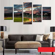 Artwork For Home Decor Compare Prices On Wall Art Baseball Online Shopping Buy Low Price