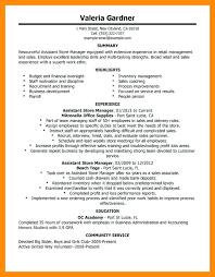 sample resume fresh graduate accounting student graduate position