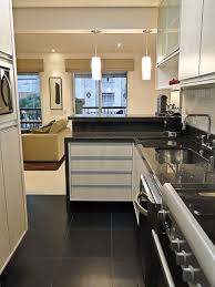 black kitchen flooring ideas popular white and black kitchen