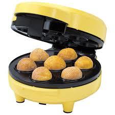 cake pop maker sunbeam cake pop maker fpsbttdhm623 033 yellow more