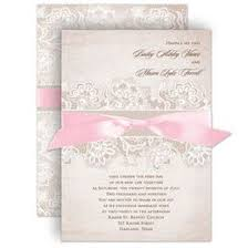 lace invitations lace wedding invitations invitations by