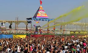 kumbh mela world s religious festival comes to an end after