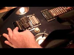 ibanez rg setup guide original edge tremolo youtube