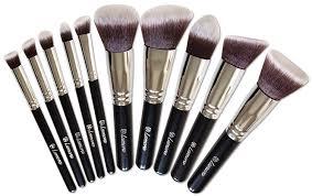 amazon com foundation kabuki makeup brush set powder blush