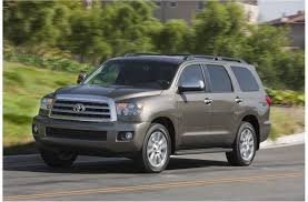 large toyota suv suvs suvs with the most interior space u s