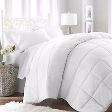 Colored Down Alternative Comforter Comforters U0026 Bedding Sets Ebay