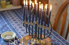 hanukah candles how to make rolled beeswax candles for hanukkah
