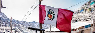 Lima Flag Freiwilligenarbeit In Peru Manatapu Volunteering