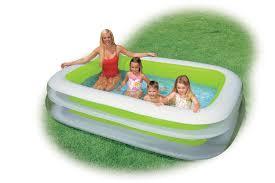 Backyard Inflatable Pool by Upc 078257314638 Intex Recreation Swim Center Family Pool Age 6