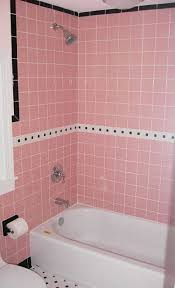 pink tile bathroom ideas 4x4 pink bathroom tile ideas and pictures