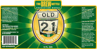 The Brew Kettle Old 21 Imperial IPA | BeerPulse