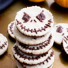 jack skellington mounds cups vegan paleo gluten free dairy