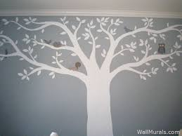 white tree tree wall murals 50 painted tree wall mural exles page