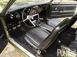 1968 Firebird Interior 1967 Pontiac Firebird Low Mileage 326 H O First Gen U0027bird