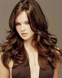 medium mocha brown hair color women medium haircut