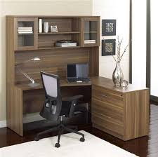 Computer Desk And Hutch L Shaped Office And Computer Desks From Computerdesk Com