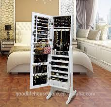 Vanity Box Wooden Bedroom Furniture Makeup Vanity Box 3 Way Vanity Mirror