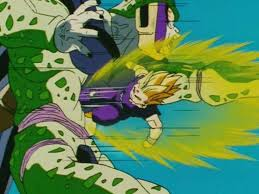 android 18 and cell the z 30 day challenge dragonballz amino