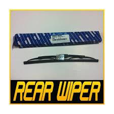 hyundai tucson rear wiper blade genuine rear wiper blade brush 12inch for 05 06 07 08 09 hyundai