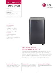 lg portable air conditioner manual air conditioner databases