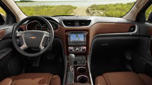 Chevy Traverse Interior Dimensions Comparison Chevrolet Traverse Suv 2015 Vs Chevrolet