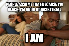Good Black Man Meme - african americans in literature and sports and how they intertwine