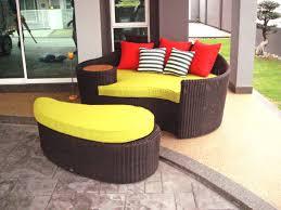 Round Outdoor Sofa Teak Outdoor Furniture Malaysia