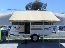 Hardtop Awnings For Trailers Pop Up Trailer Ebay