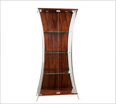 Ideas Design For Lighted Curio Cabinet 10 Corner Curio Cabinets Ideas And Designs Corner Curio Cabinet