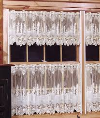 Pine Cone Lace Curtains Pinecone Lace Curtains Cabin Creations Phillips Wi