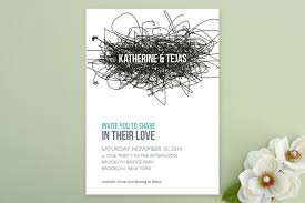 modern wedding invitations 10 stunning modern wedding invitations wedding guide