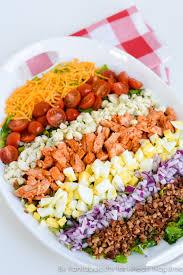 Buffalo Chicken Buffalo Chicken Cobb Salad I Heart Nap Time