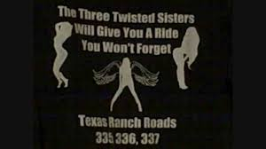 Texas Hill Country Map Texas Motorcycle Three Twisted Sisters Best Roads Rides Hill